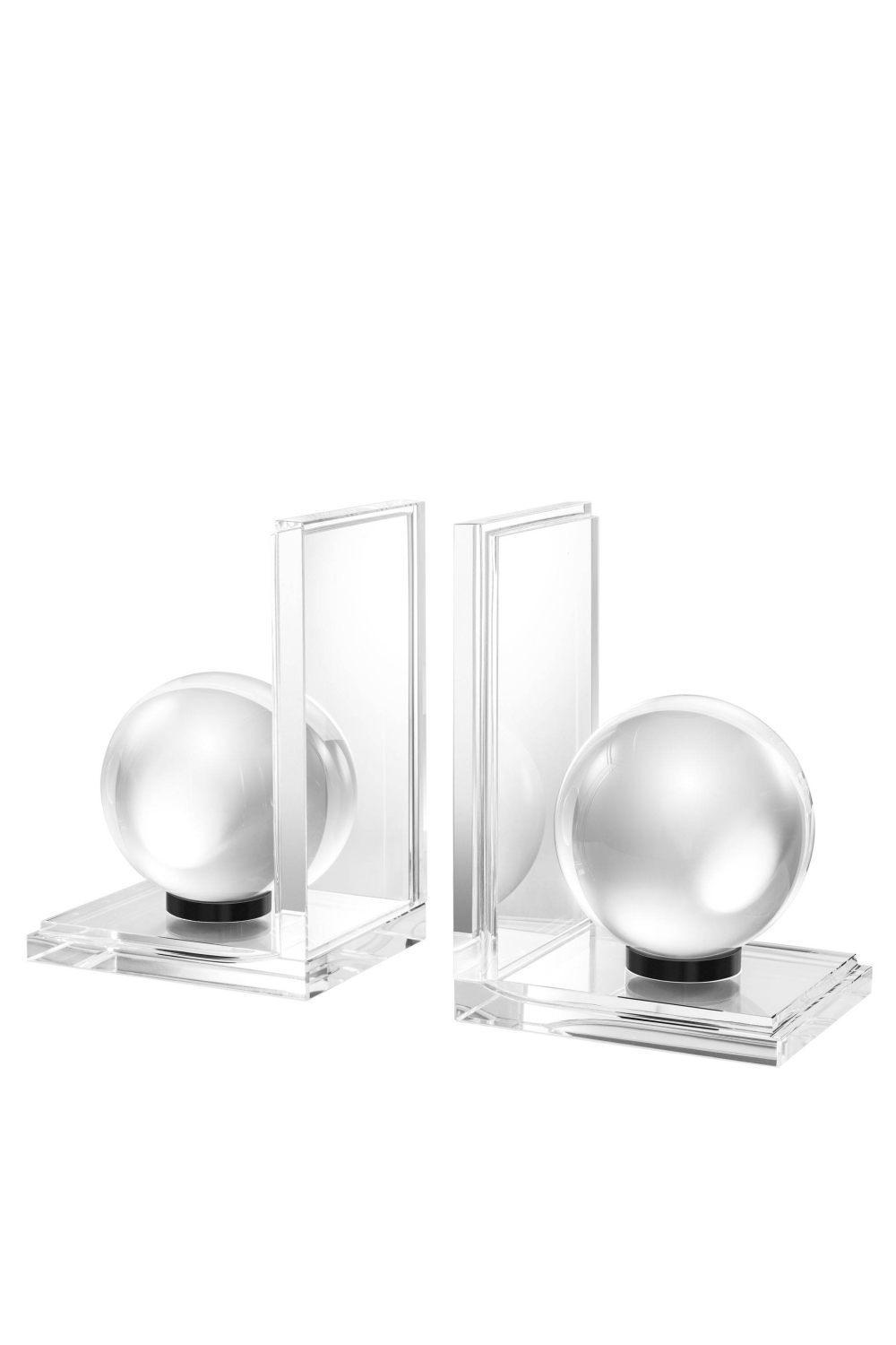 Glass Bookend (set of 2) | Eichholtz Lunda | OROA Modern Furniture