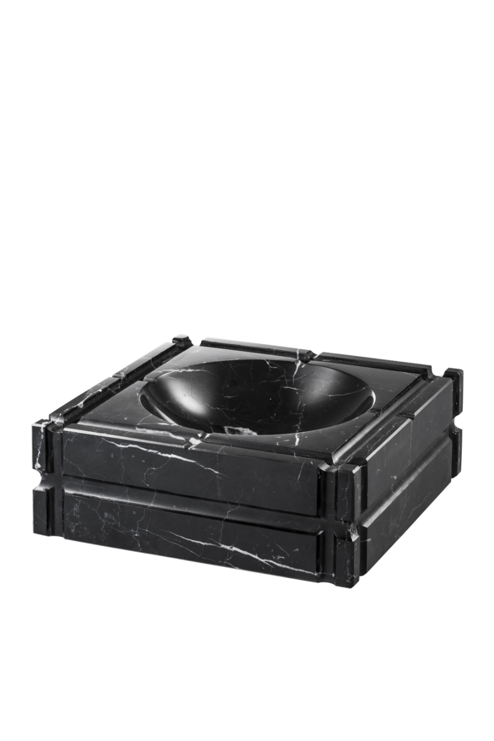 Black Marble Ashtray | Eichholtz Nestor