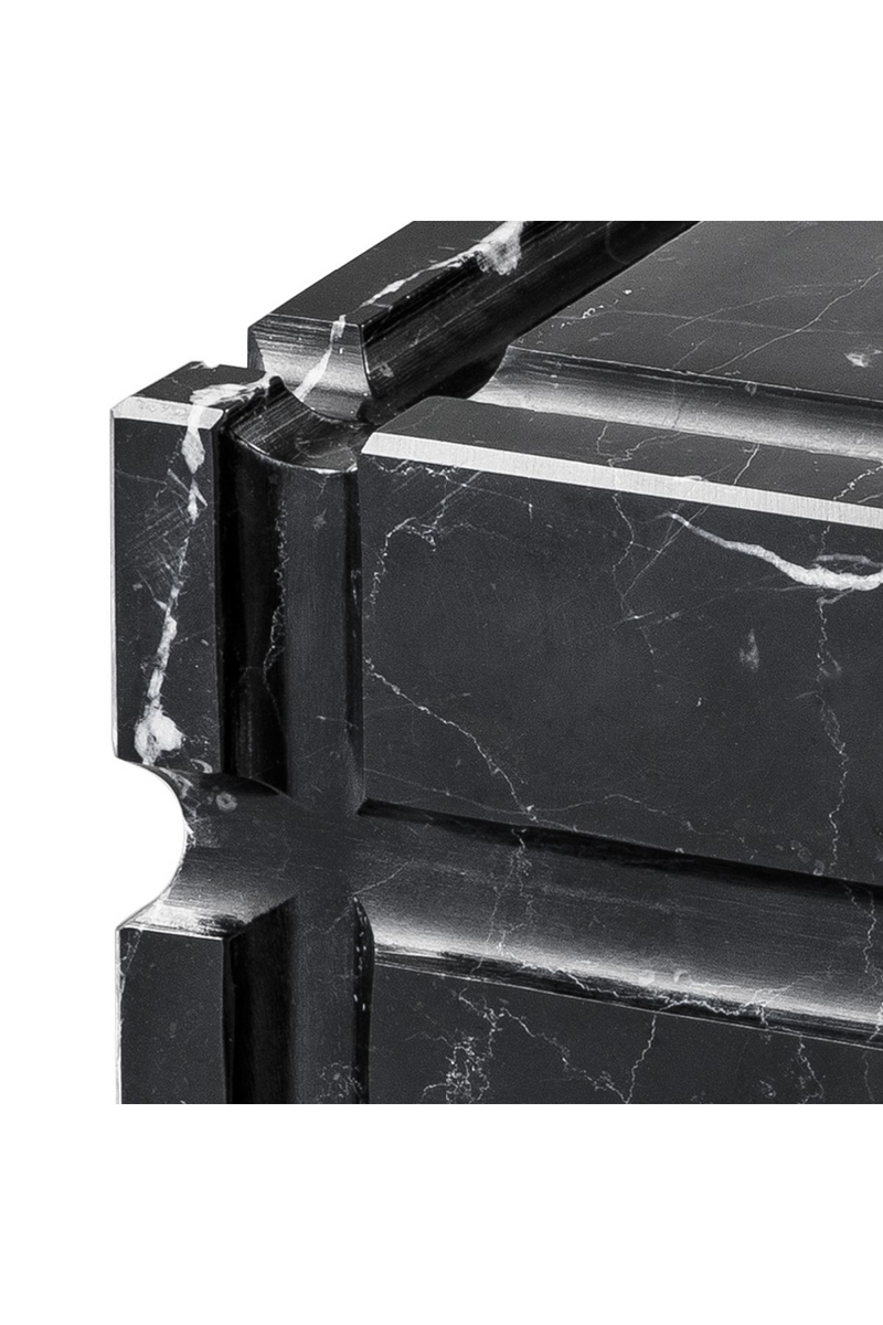 Black Marble Ashtray | Eichholtz Nestor |