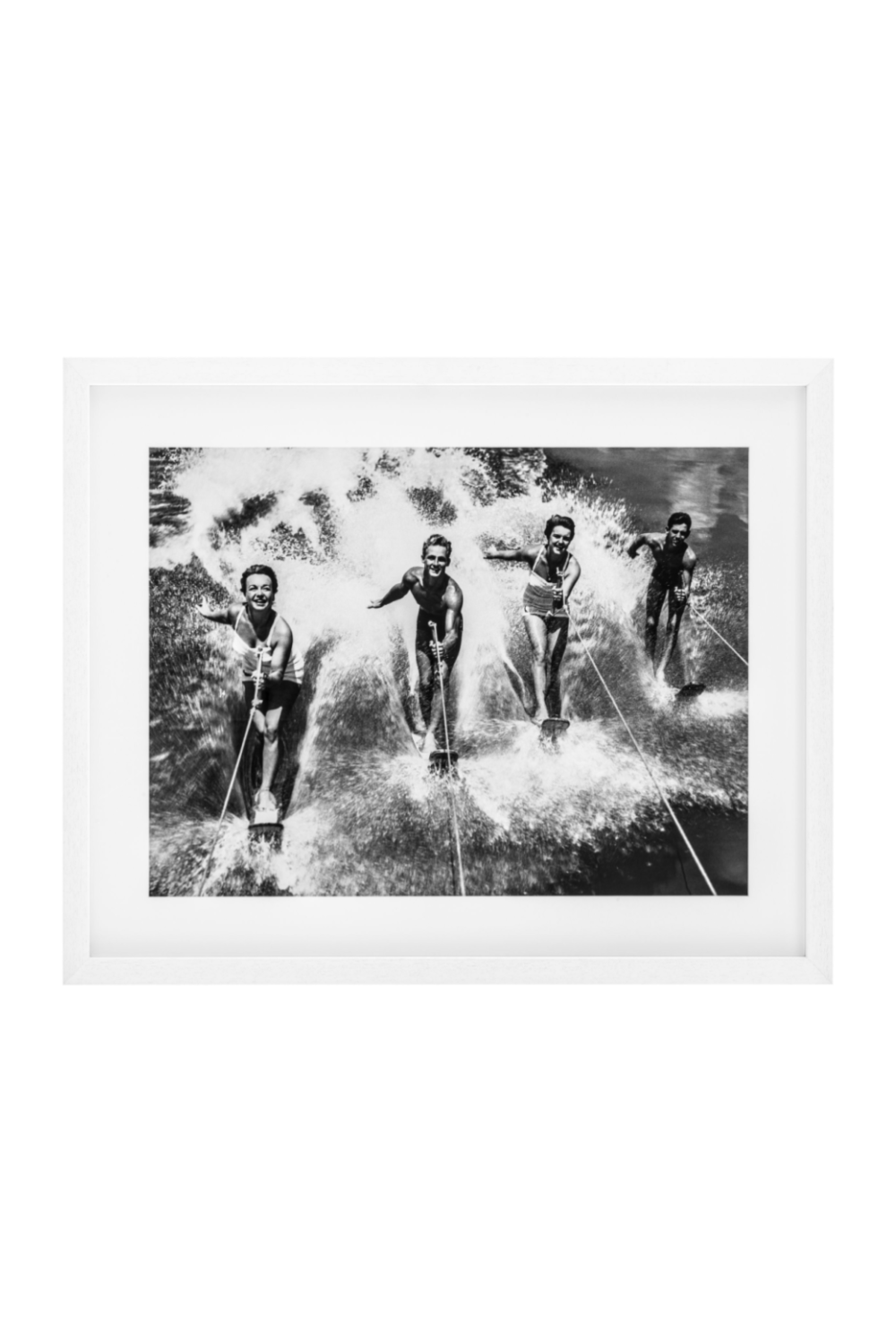 Water Ski Print | Eichholtz Ski Splash | Woodfurniture.com