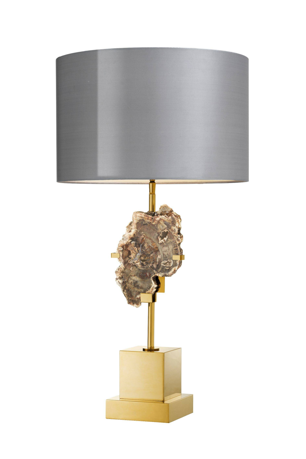 Petrified Wood Table Lamp | Eichholtz Divini | #1 Eichholtz Retailer