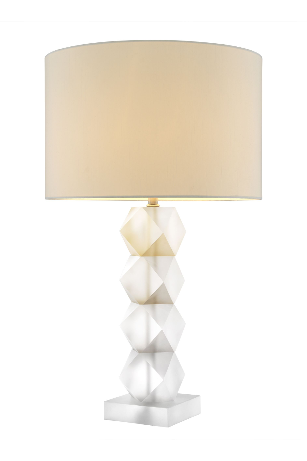 Frosted Glass Table Lamp | Eichholtz Whealon | OROA Modern Furniture