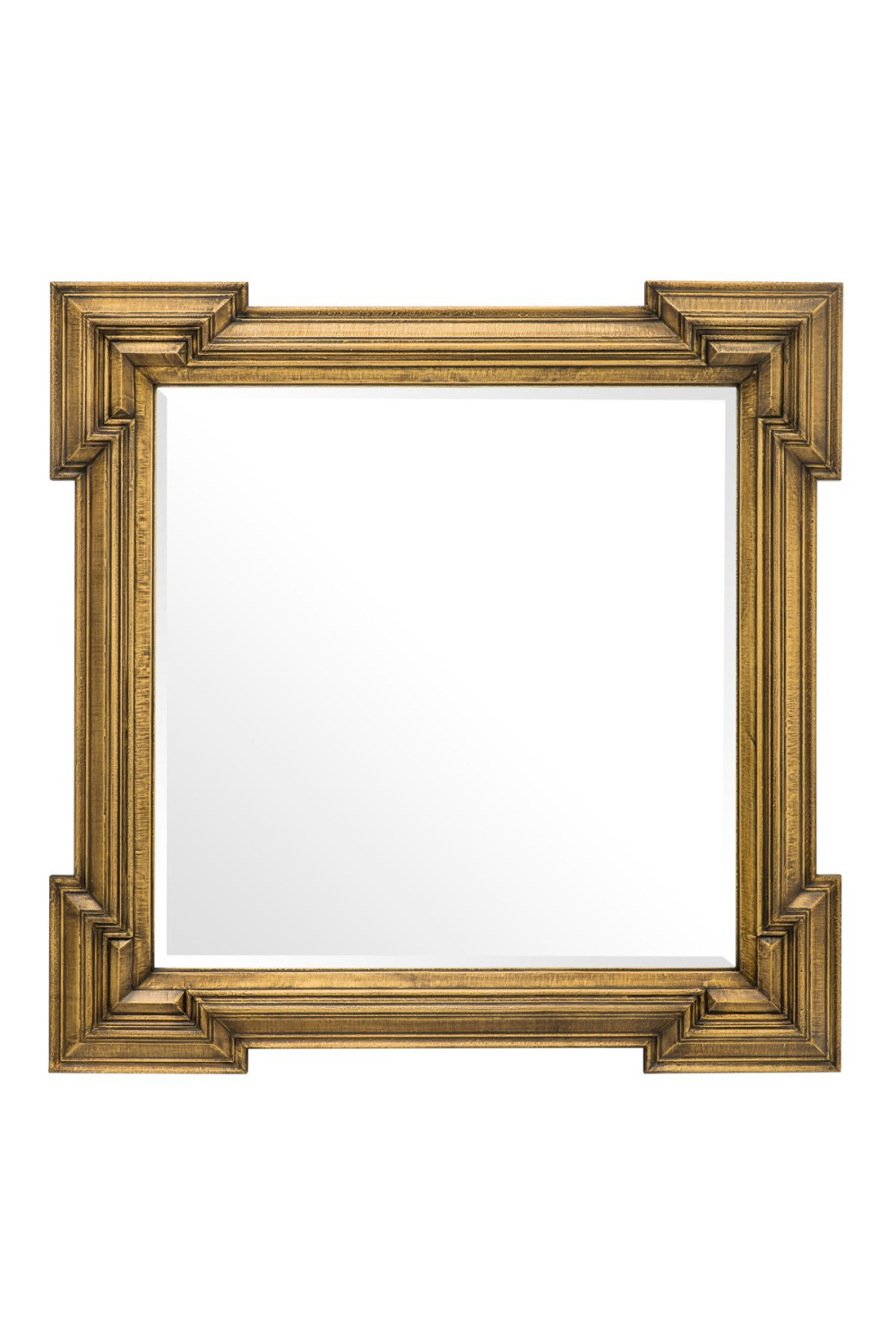 Antique Brass Frame Mirror | Eichholtz Livorno