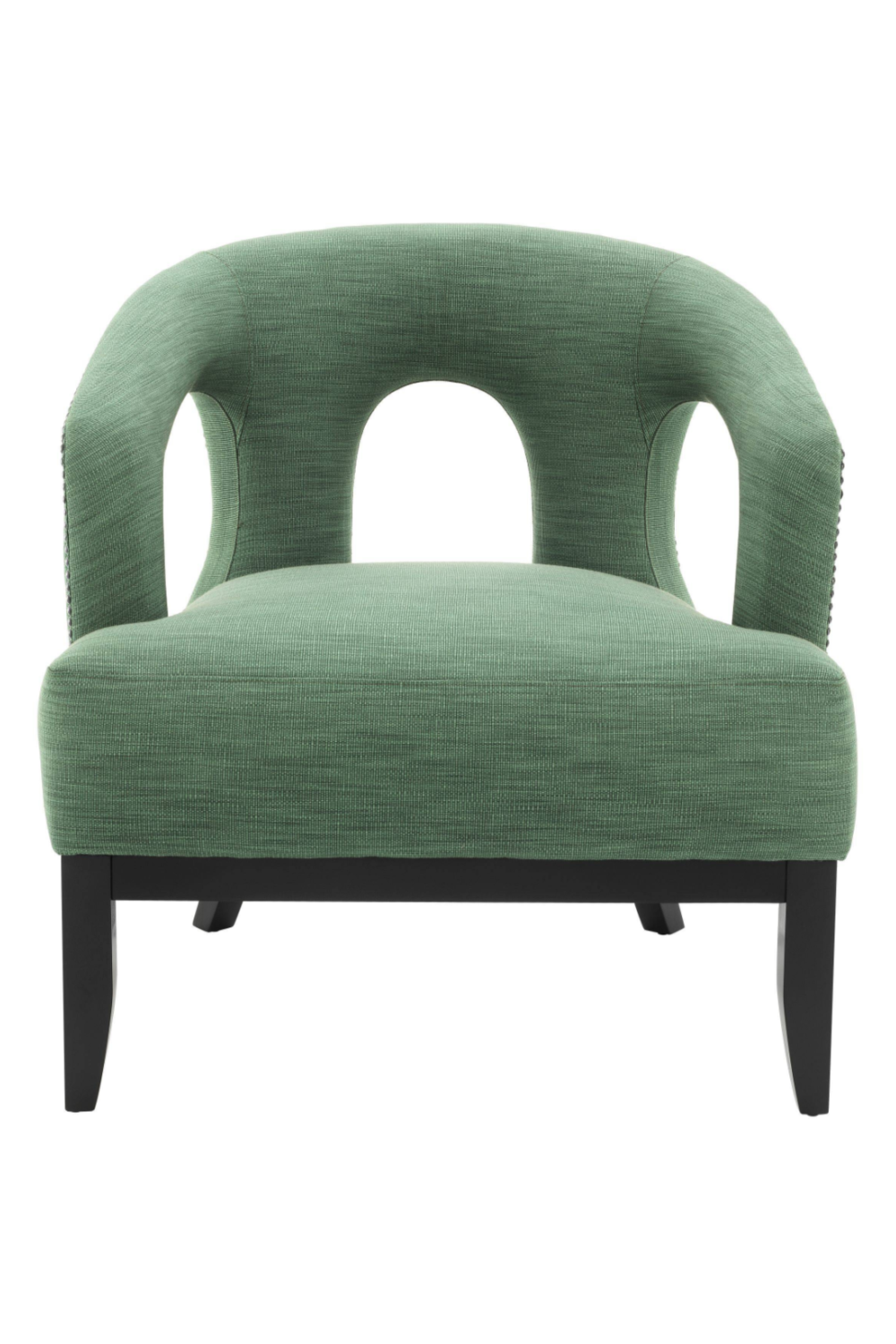 Green Upholstered Accent Chair | Eichholtz Adam |#1 Eichholtz Retailer