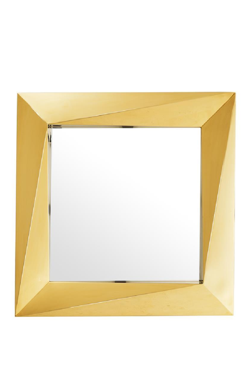 Gold Wall Mirror | Eichholtz Rivoli