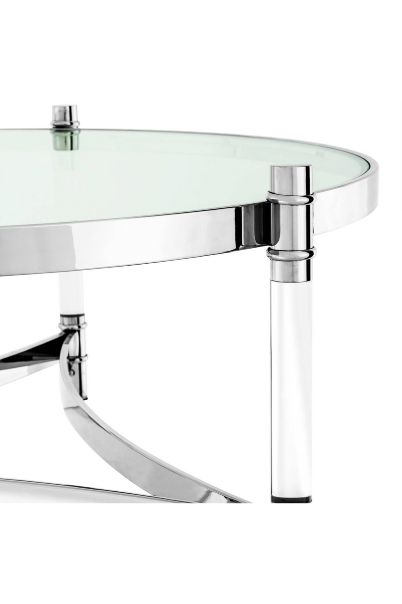 Glass Coffee Table I Eichholtz Trento |