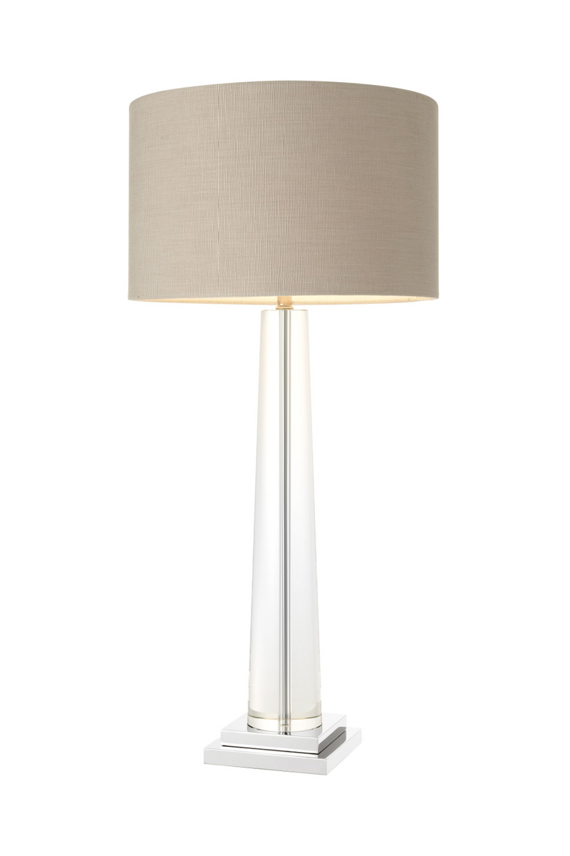 Nickel Table Lamp | Eichholtz Oasis | OROA Modern & Luxury Furniture