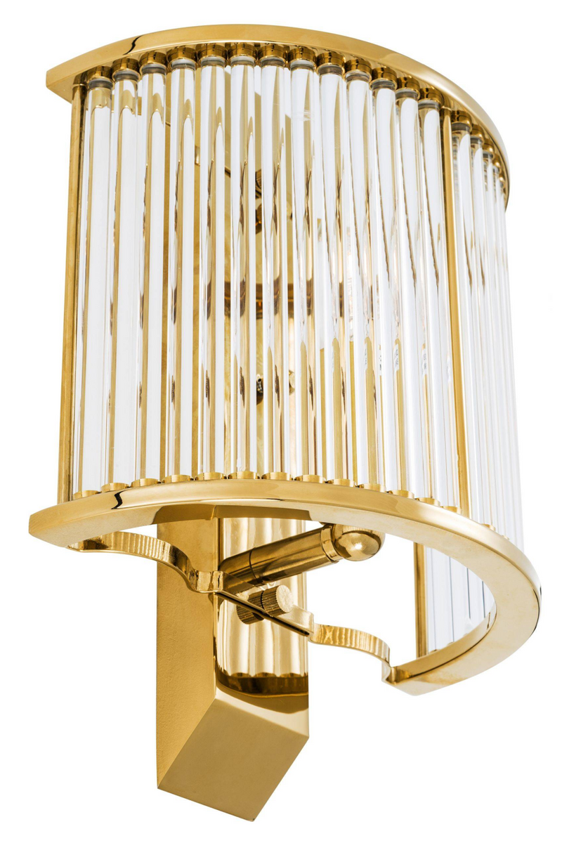 Gold Wall Sconce | Eichholtz Oakley