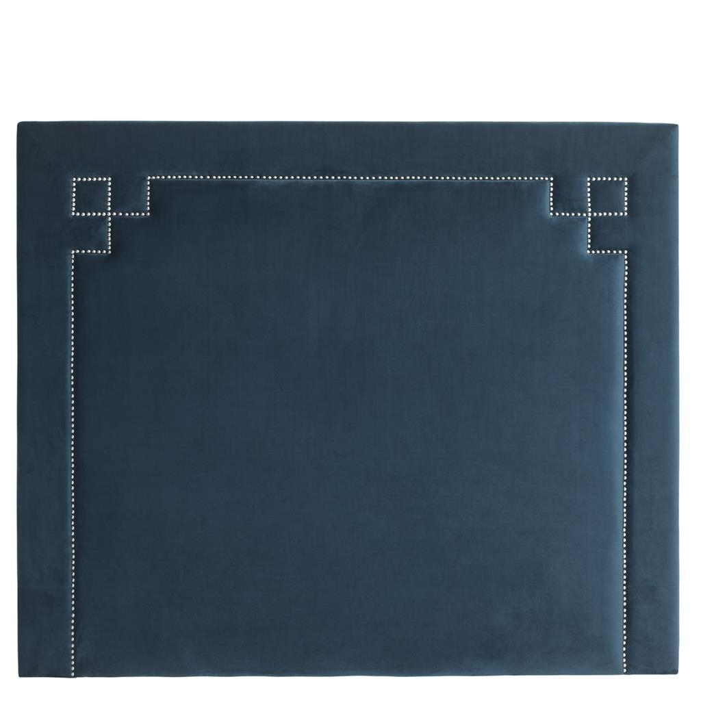 Blue Headboard | Eichholtz Truman | OROA Modern & Luxury Furniture