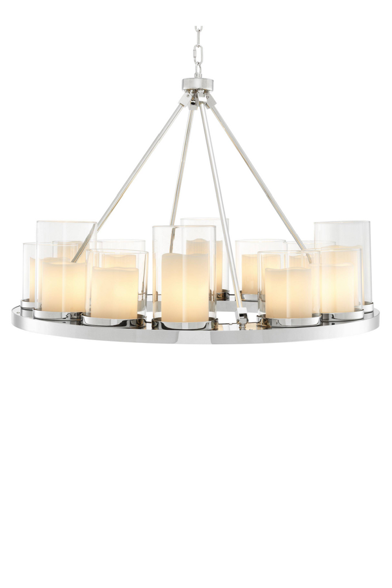 Candle Chandelier 90cm | Eichholtz Summit |