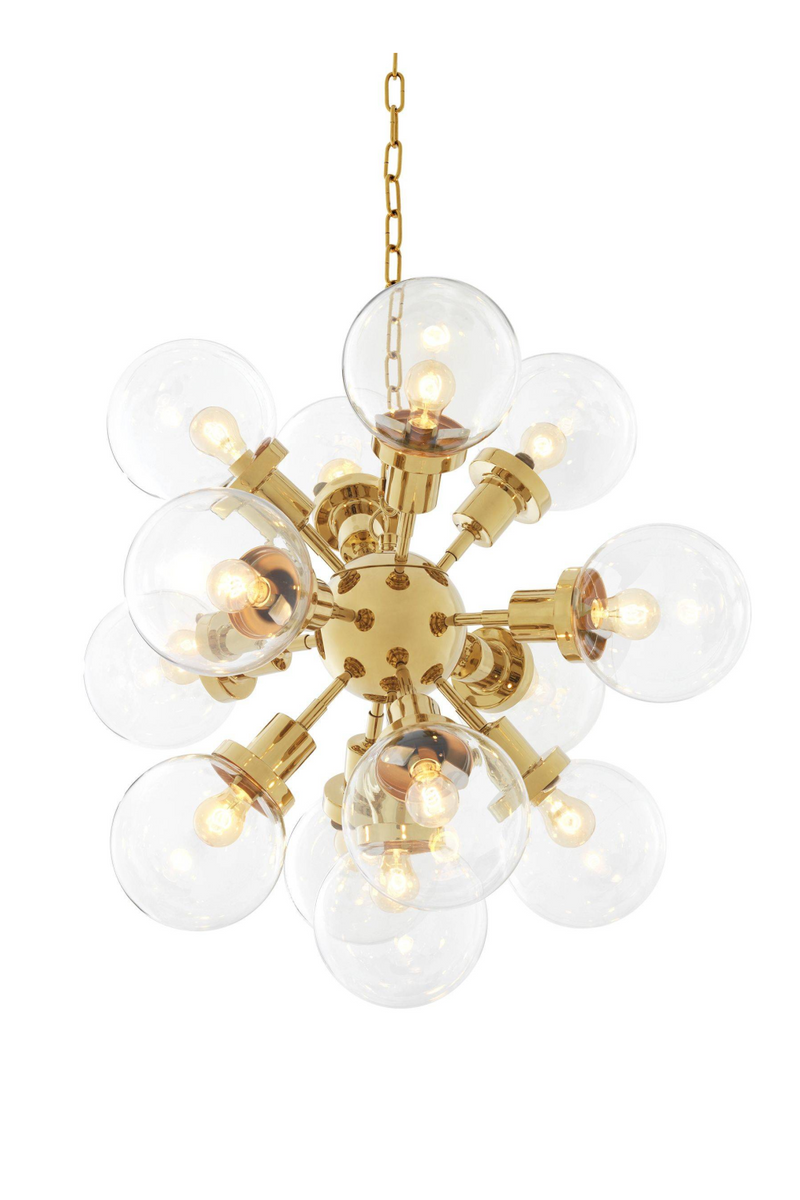 Gold Orbit Chandelier | Eichholtz Ludlow |