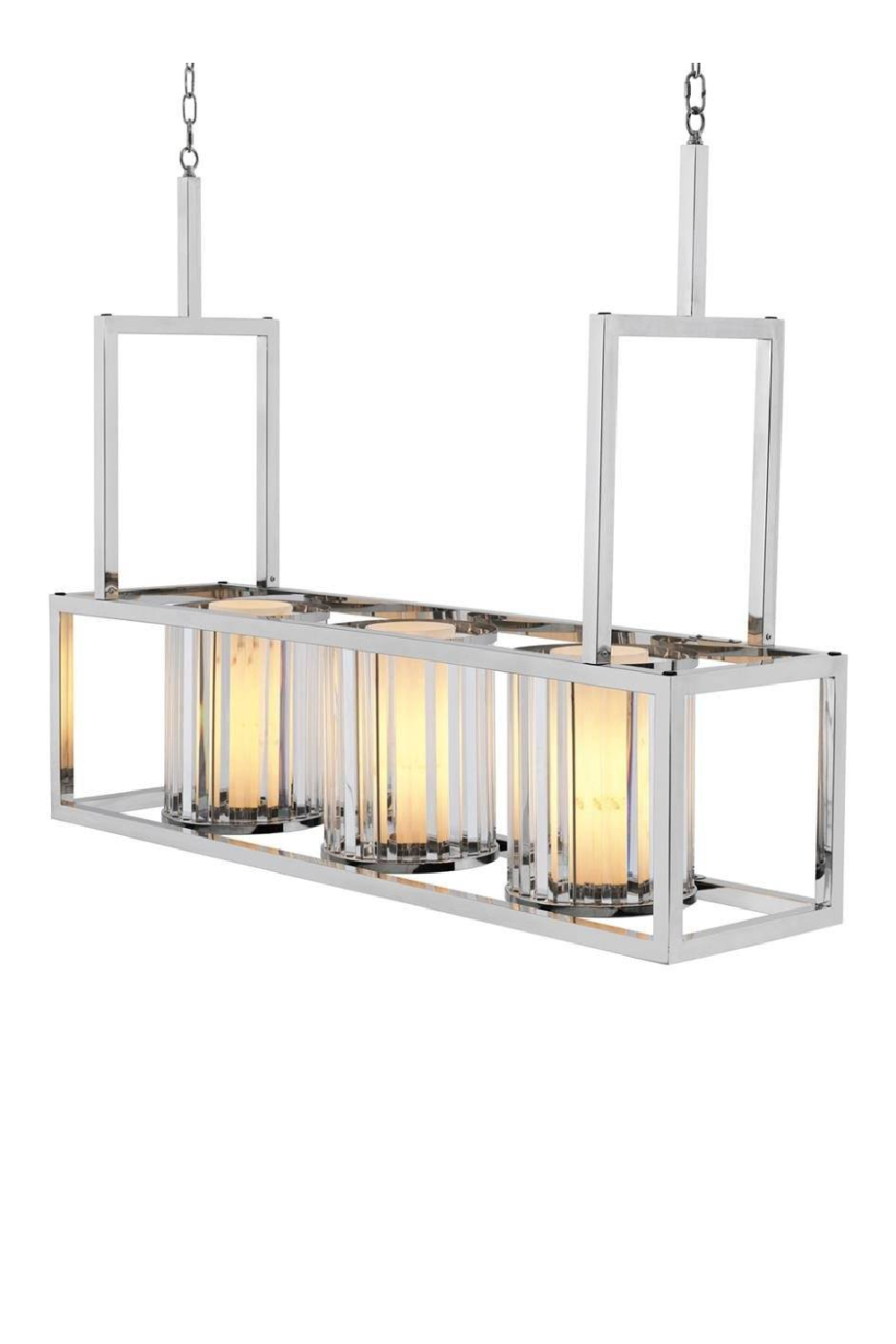 3 Light Linear Chandelier | Eichholtz Carducci