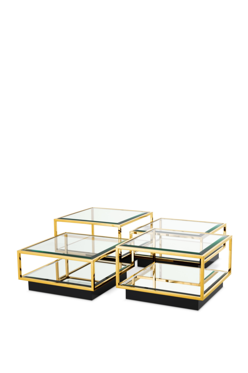 Gold Coffee Table | Eichholtz Tortona | OROA Modern & Luxury Furniture