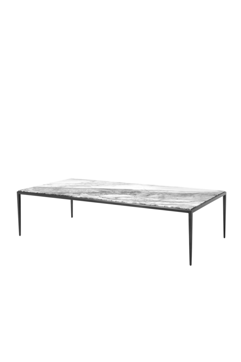 White Marble Top Coffee Table | Eichholtz Henley |