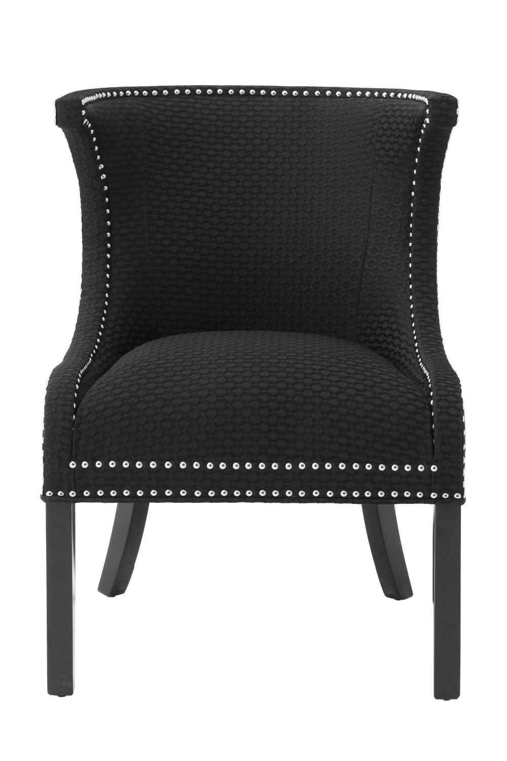 Black Wingback Side Chair | Eichholtz Elson | #1 Eichholtz Retailer