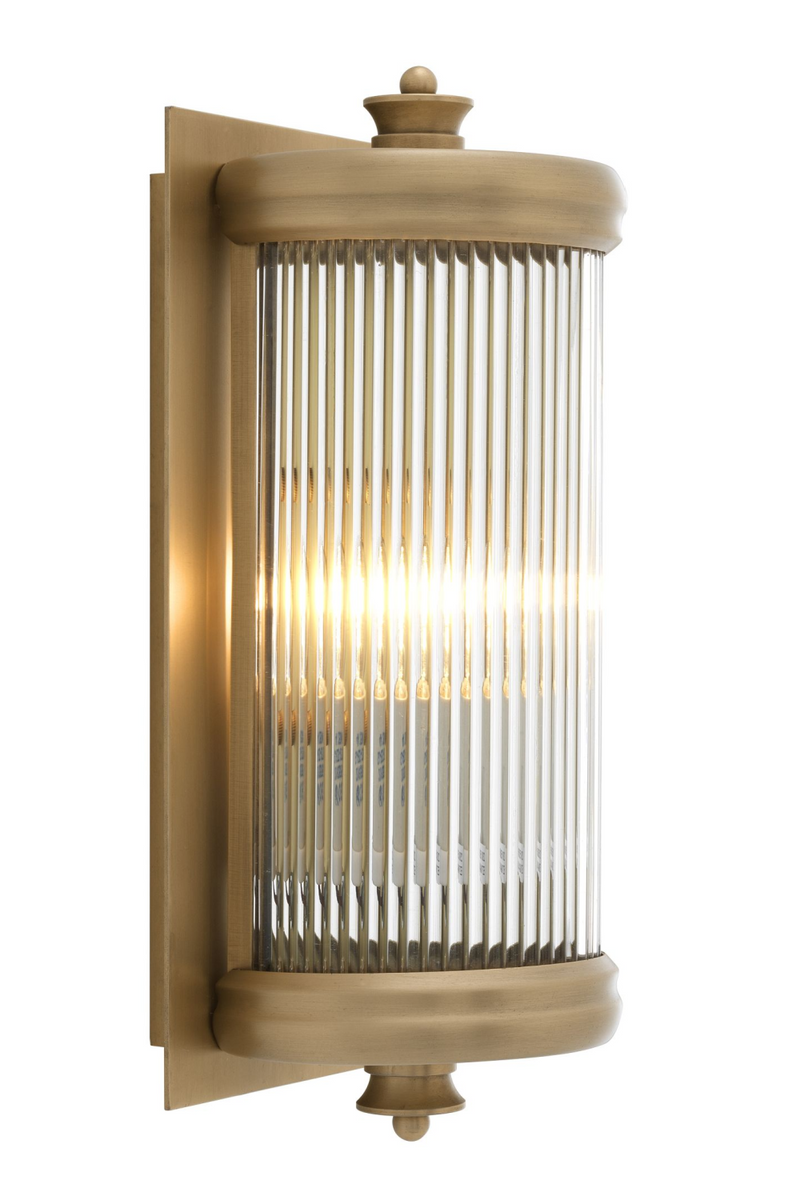 Brass Wall Lamp S | Eichholtz Glorious |