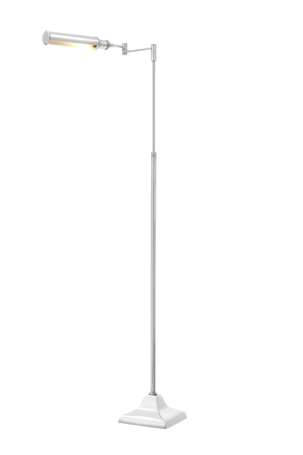 Silver Task/Reading Floor Lamp | Eichholtz Kingston