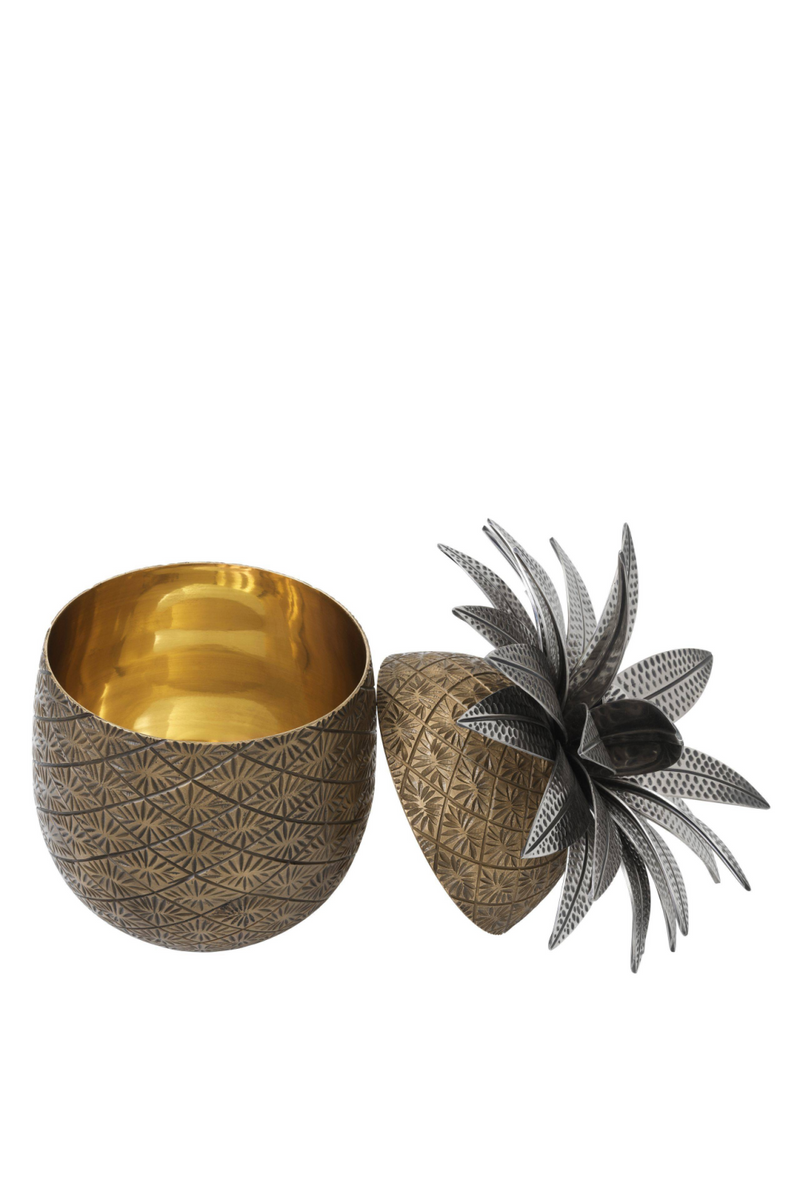 Pineapple Decorative Box | Eichholtz