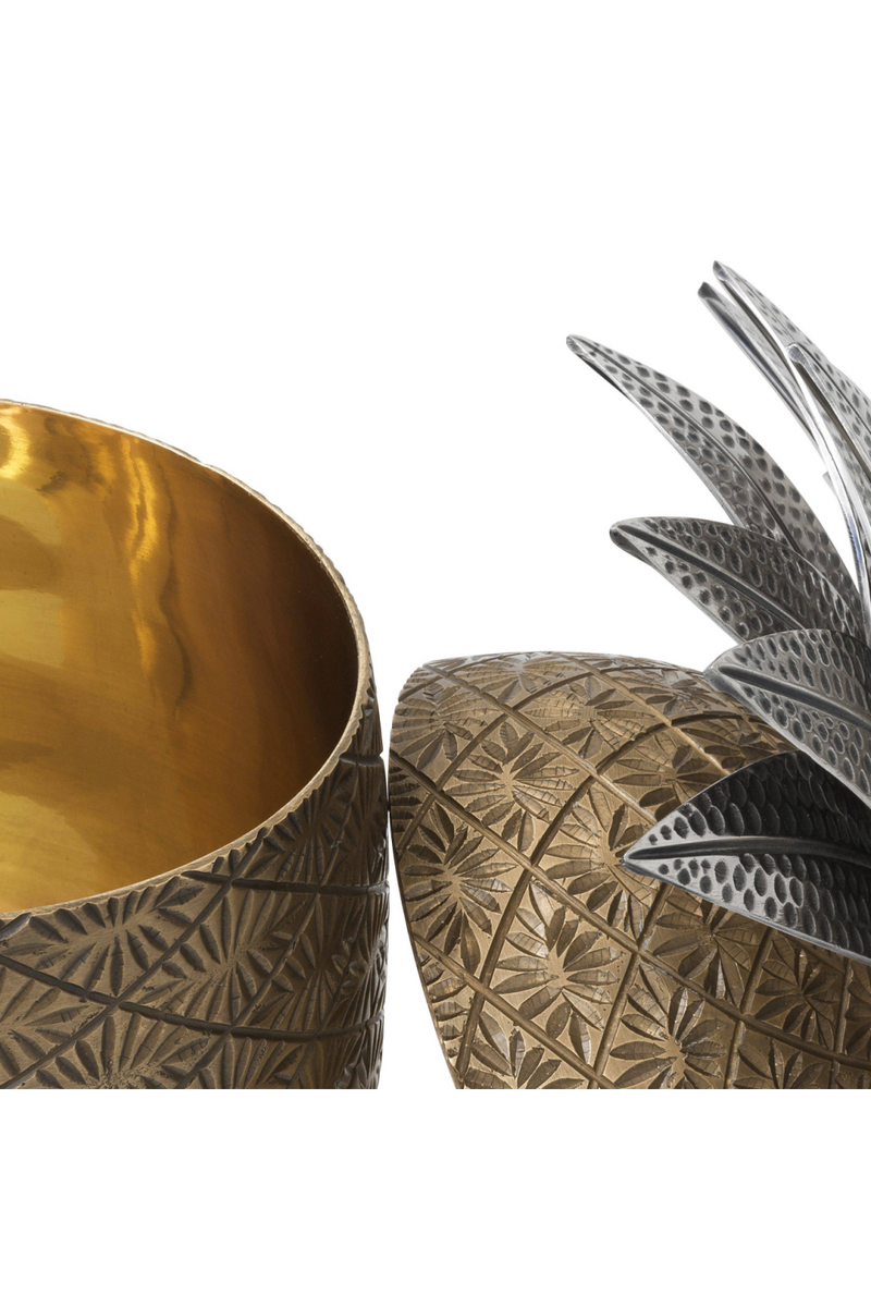 Pineapple Decorative Box | Eichholtz |