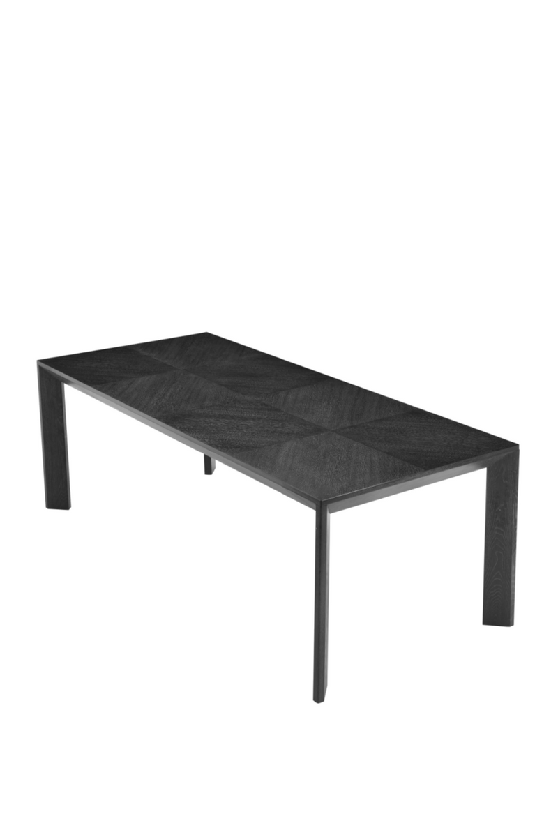 Black Dining Table | Eichholtz Tremont |