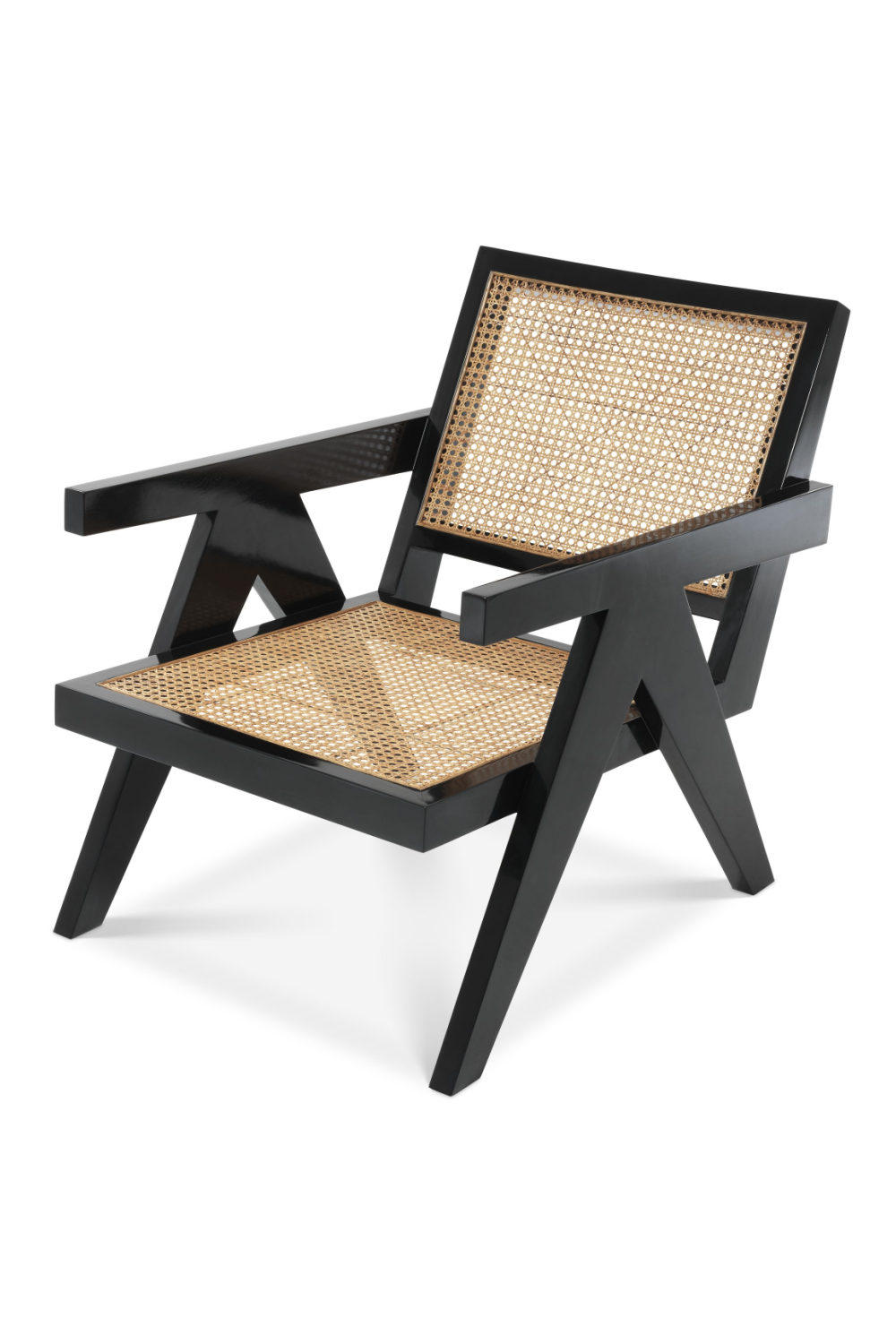 Natural Cane Accent Chair | Eichholtz Adagio