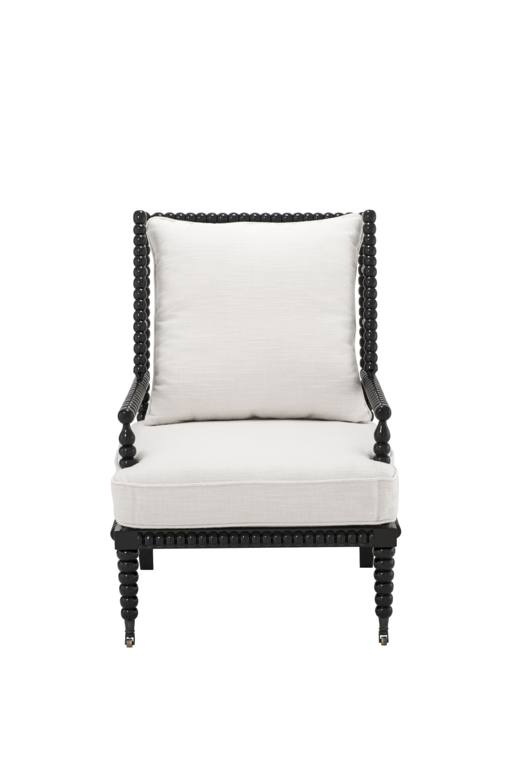 Off-White Pillow Back Accent Chair | Eichholtz | Eichholtz Retailer