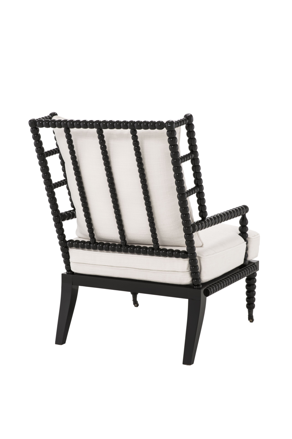 Off-White Pillow Back Accent Chair | Eichholtz Brandon