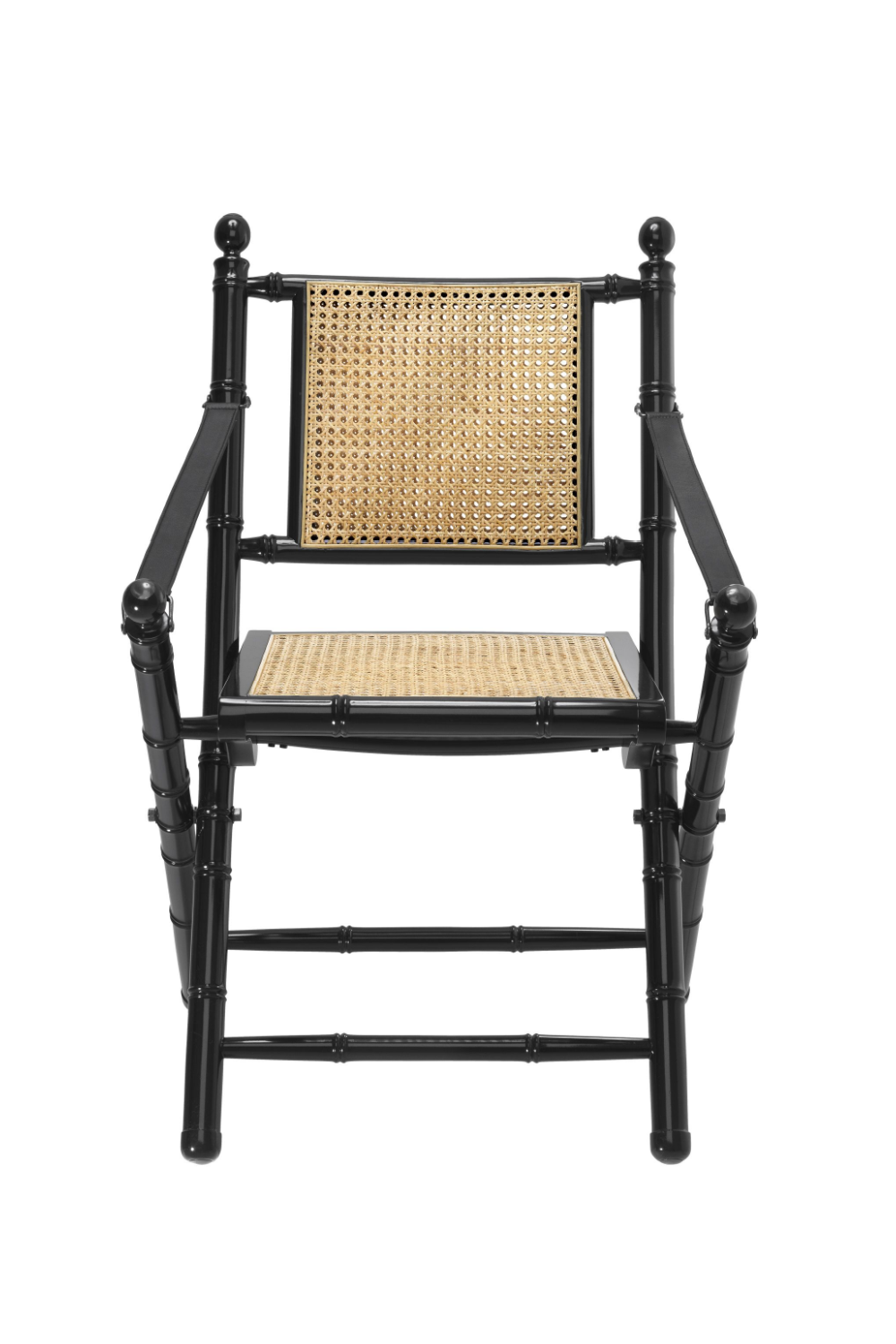 Natural Cane Folding Chair | Eichholtz Bolsena | #1 Eichholtz Retailer