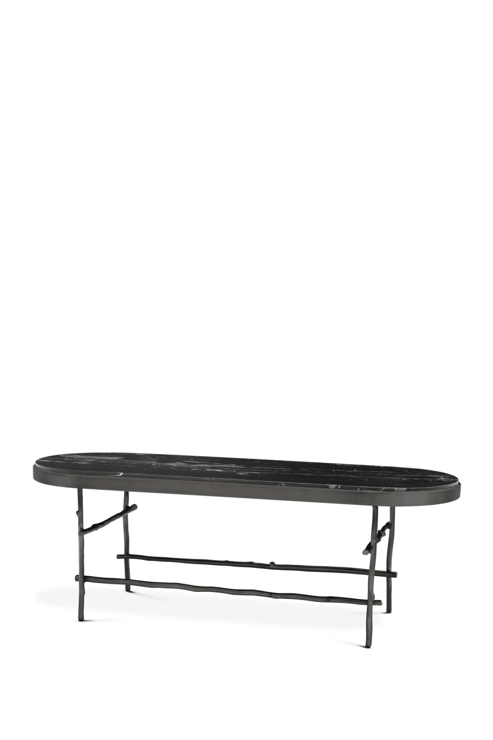 Oval Marble Top Coffee Table | Eichholtz Tomasso | #1 Eichholtz Retail…