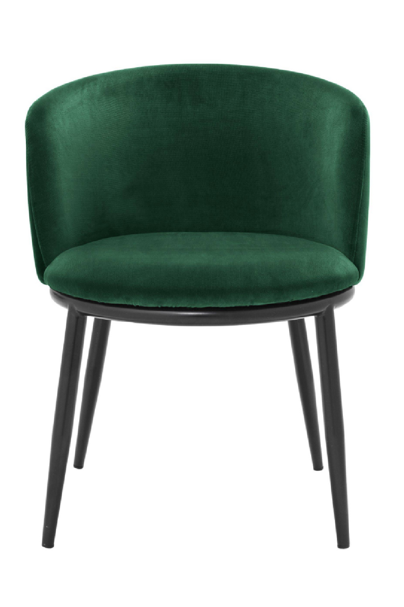 Dark Green Dining Chair Set Of 2 | Eichholtz |