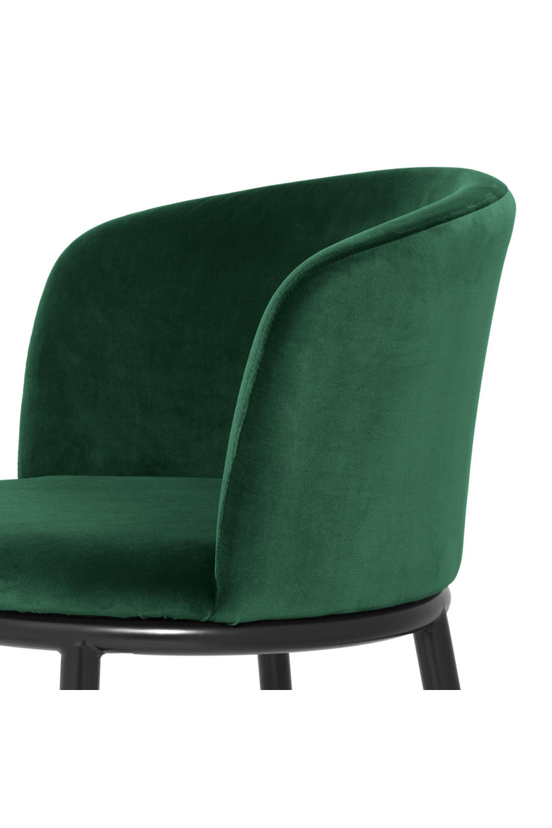 Dark Green Dining Chair Set Of 2 | Eichholtz Filmore |