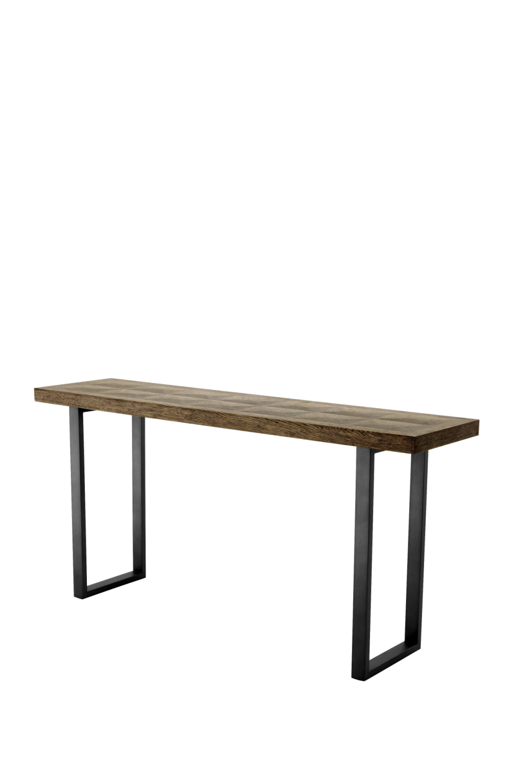 Bronze Oak Console Table | Eichholtz Gregorio | Woodfurniture.com