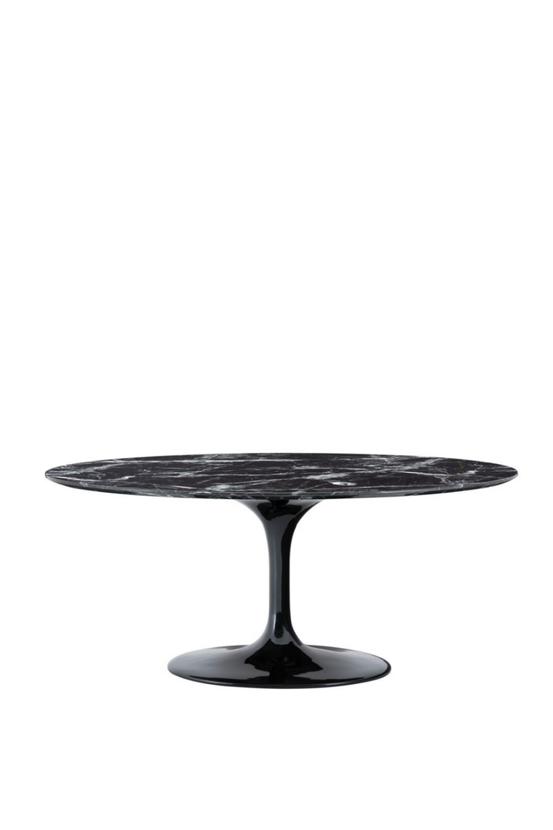 Oval Marble Dining Table | Eichholtz Solo