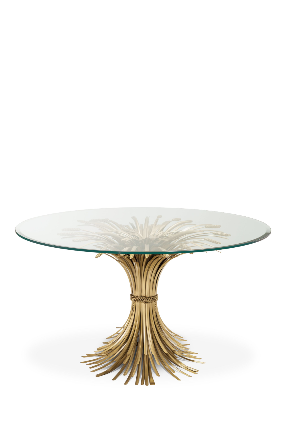 Sheaf Wheat Dining Table | Eichholtz Bonheur | #1 Eichholtz Retailer