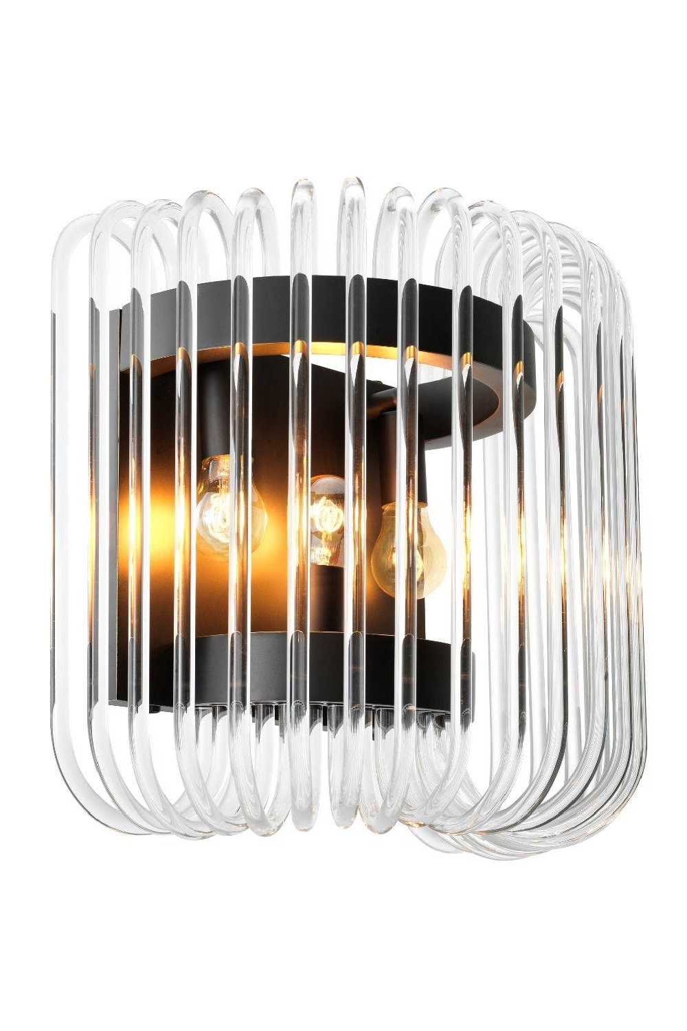 Glass Rod Deco Wall Lamp | Eichholtz Sutton House