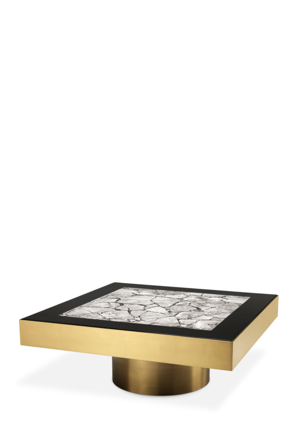 Square Marble Coffee Table | Eichholtz Tatler | #1 Eichholtz Retailer