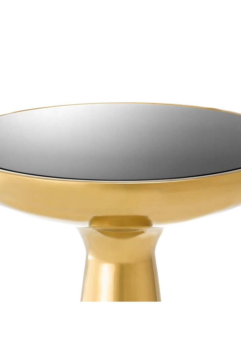 Gold Tower Side Table | Eichholtz Lindos Low |