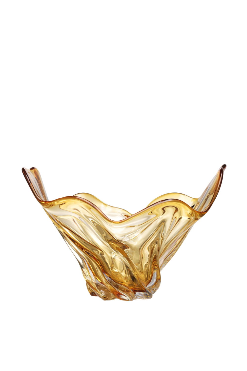 Yellow Glass Bowl | Eichholtz Ace