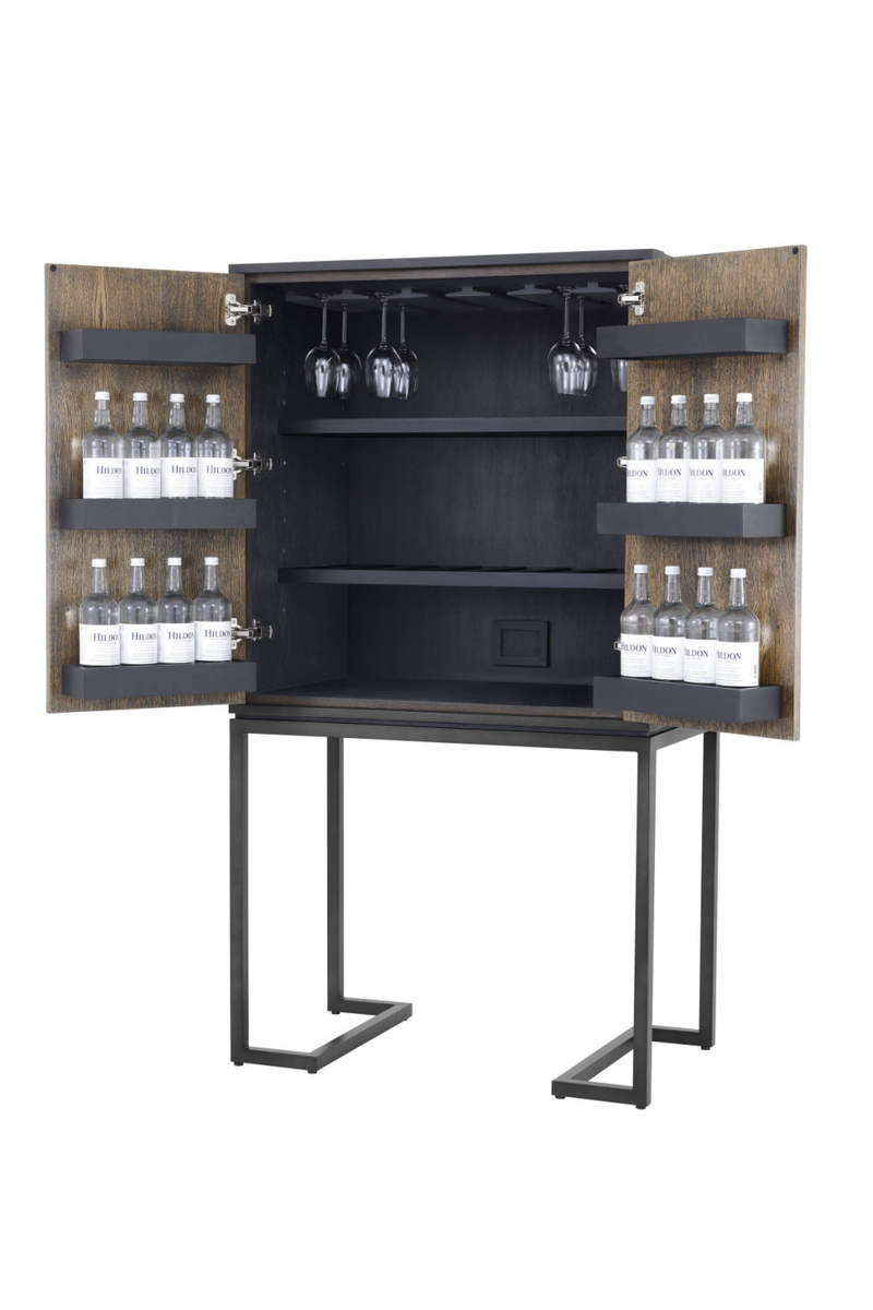 Mueble bar Mid-Century | Eichholtz Gregorio | Woodfurniture.com