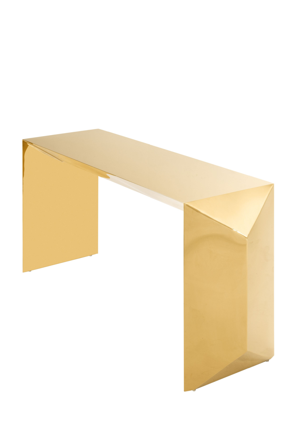 Gold Console Table | Eichholtz Carlow