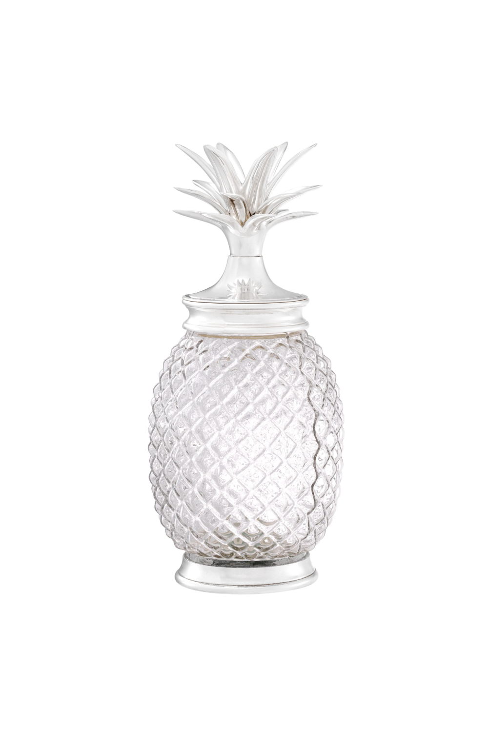 Glass Pineapple Jar | Eichholtz Hayworth | OROA