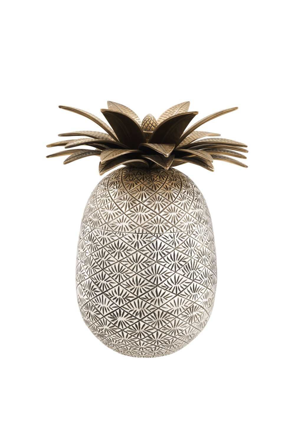 Brass Decorative Box | Eichholtz Pineapple | #1 Eichholtz Retailer