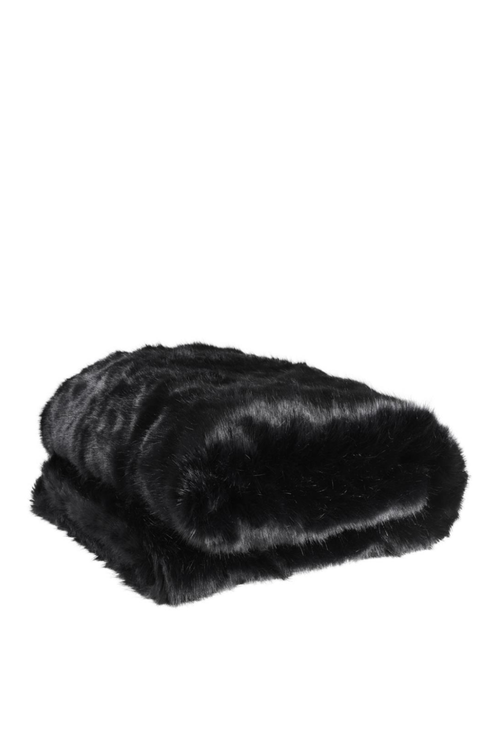 Black Fur Throw | Eichholtz Alaska | #1 Eichholtz Online Retailer