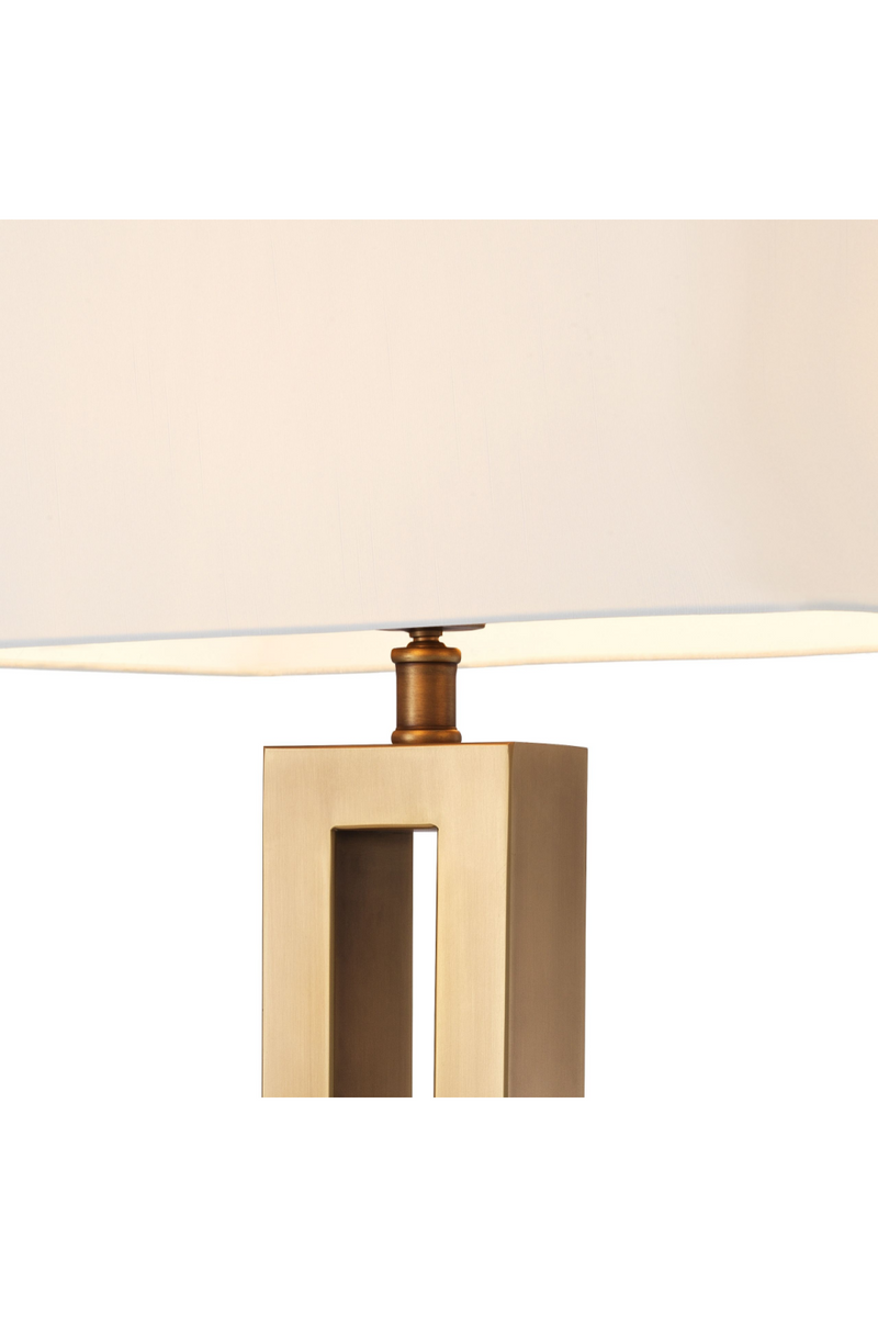 Open Rectangle Table Lamp | Eichholtz Cadogan