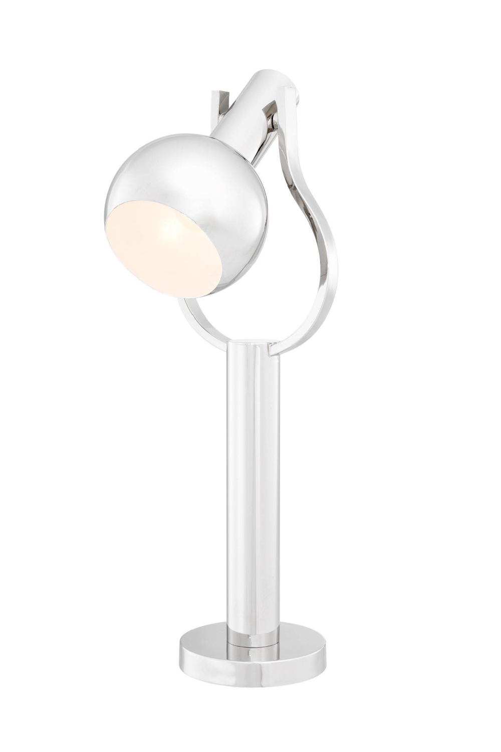 Silver Spotlight Table Lamp | Eichholtz Jaques | OROA Luxury Lighting