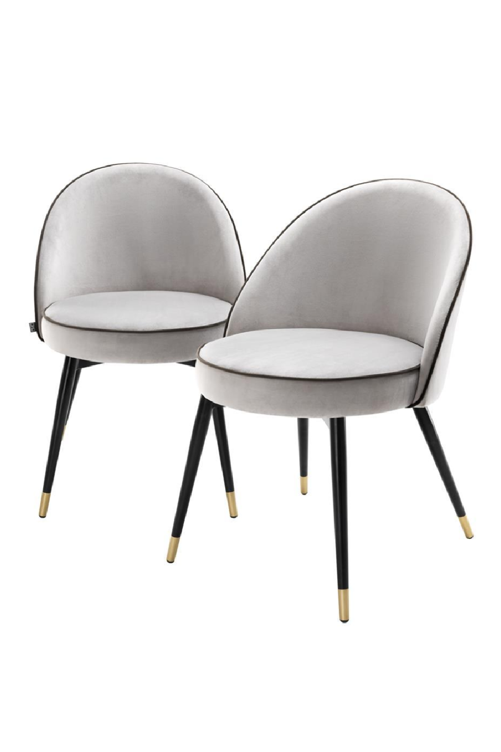 Light Gray Dining Chair | Eichholtz Cooper | #1 Eichholtz Retailer