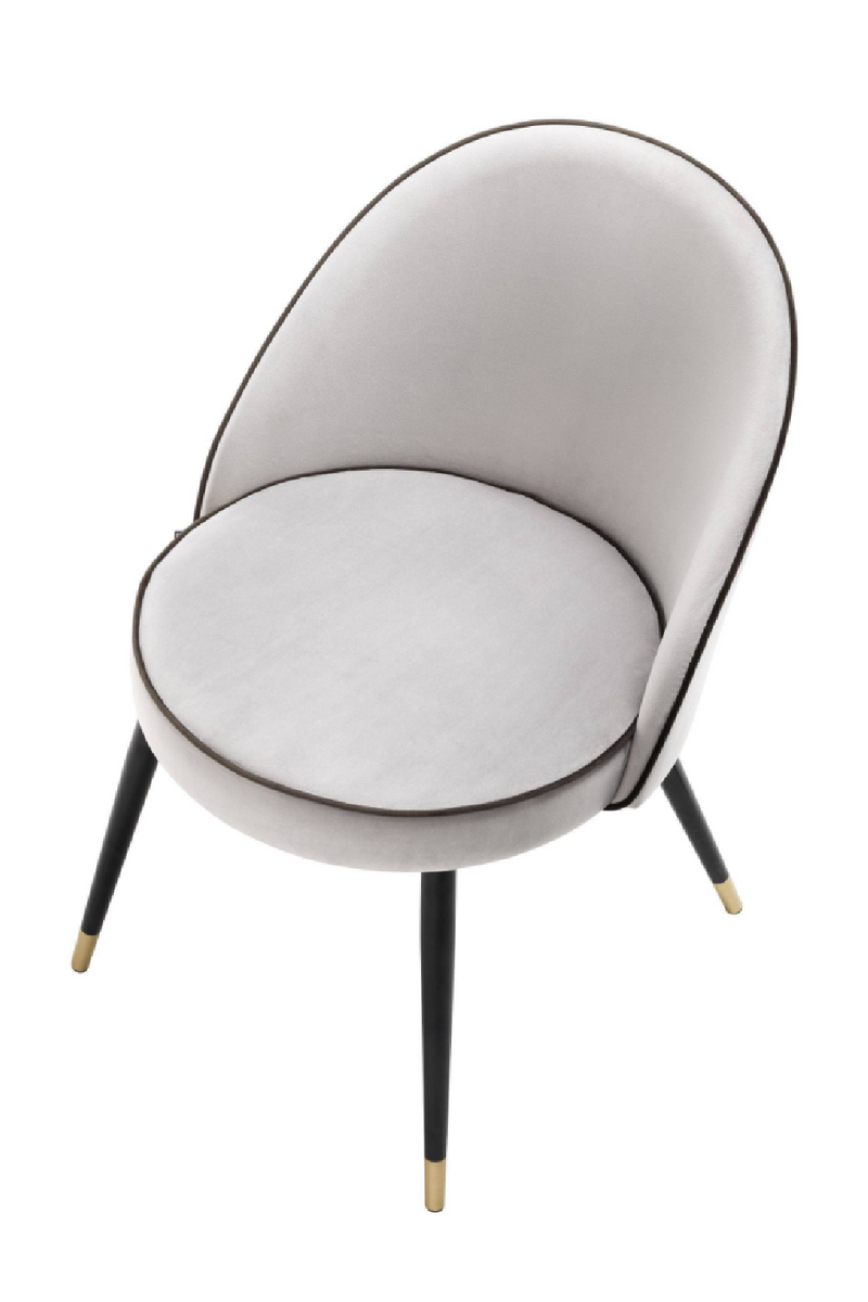 Light Gray Dining Chair | Eichholtz Cooper |