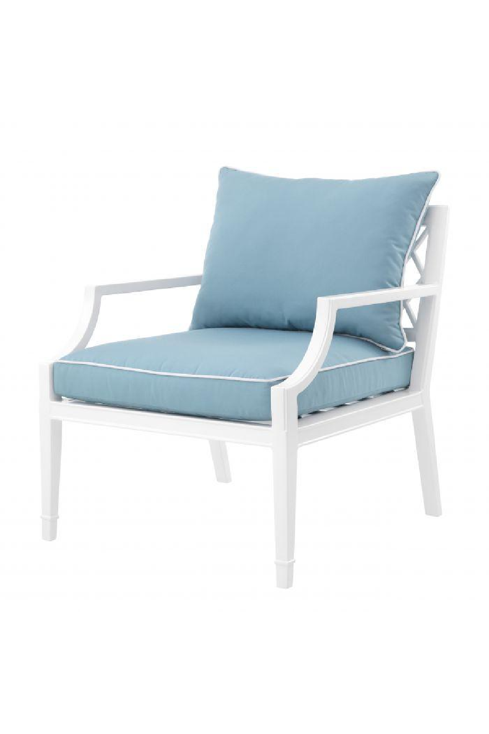 White Outdoor Sunbrella Chair | Eichholtz Bella Vista