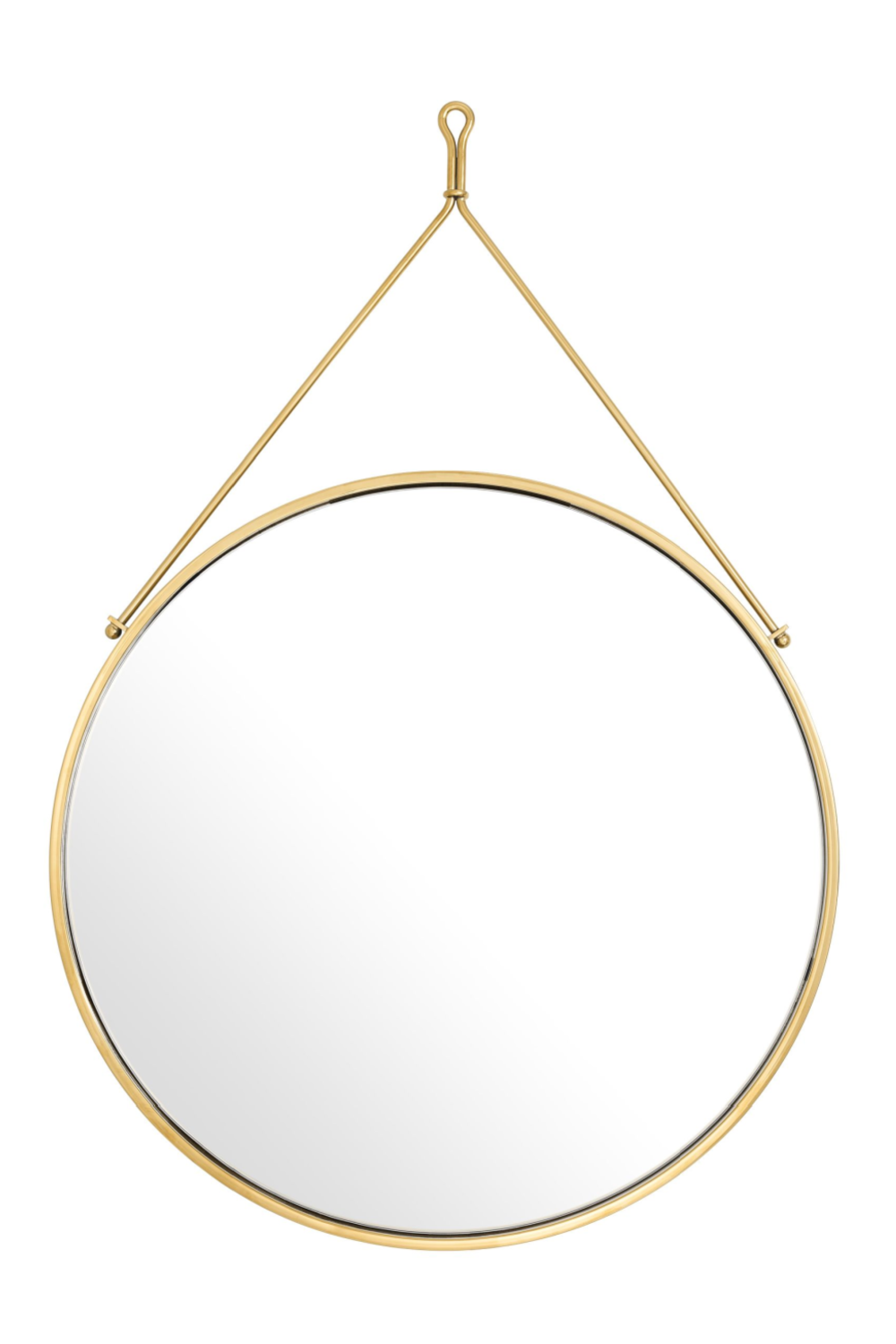 Gold Hook Wall Mirror | Eichholtz Morongo