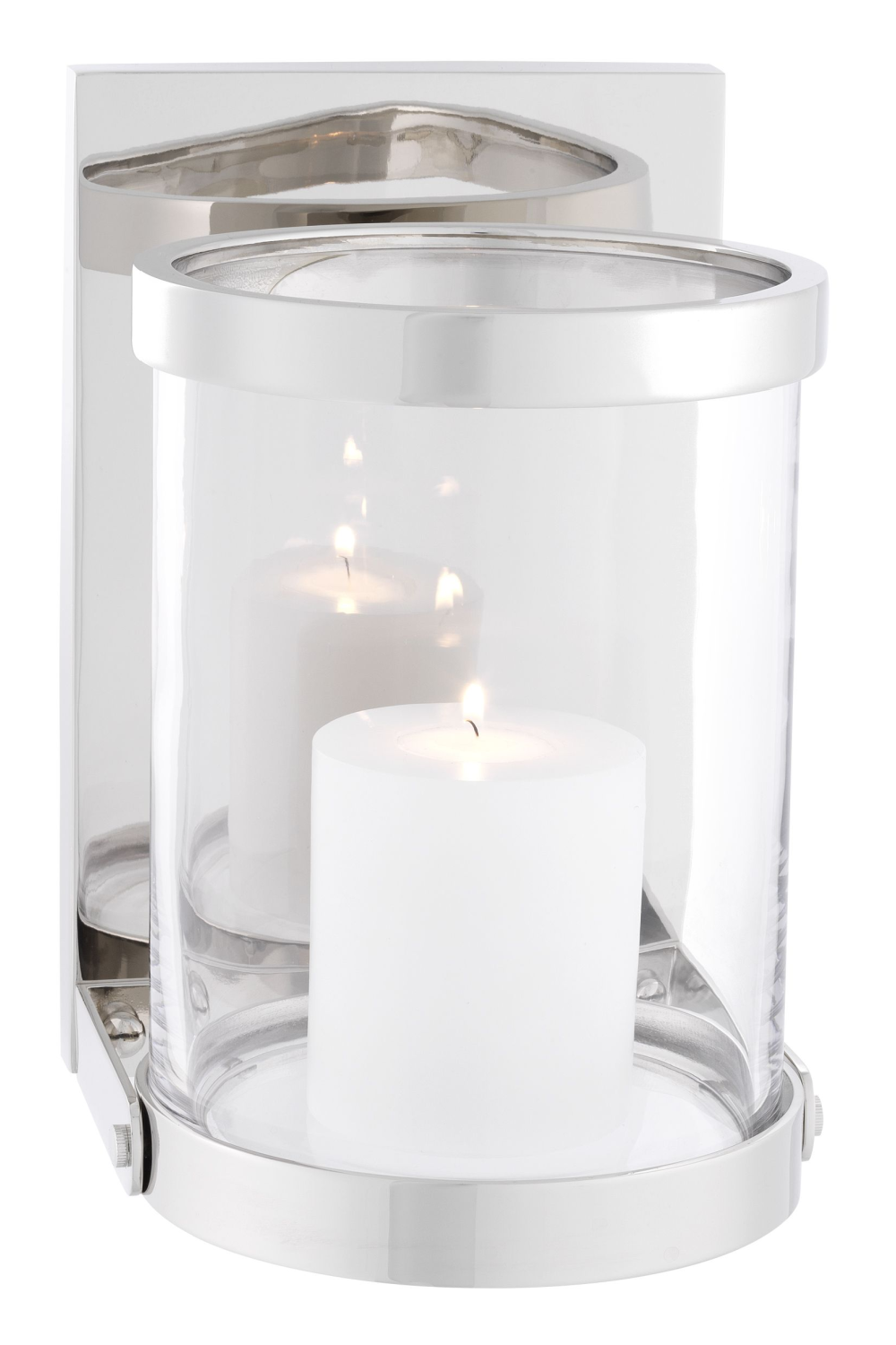 (Open-Box) Pillar Candle Wall Hurricane | Eichholtz Dominic | OROA